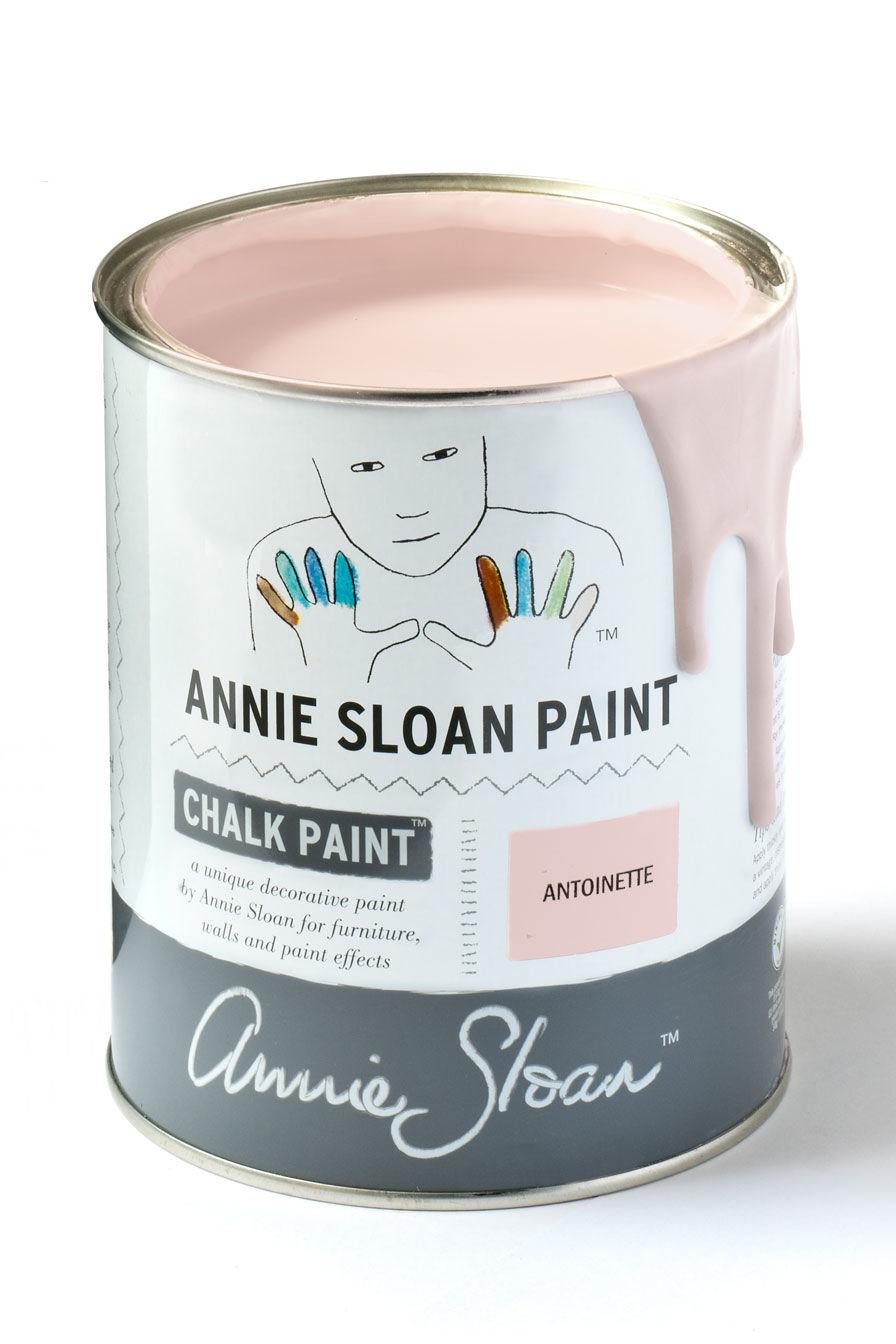 antoinette kriedová farba Annie Sloan plechovka