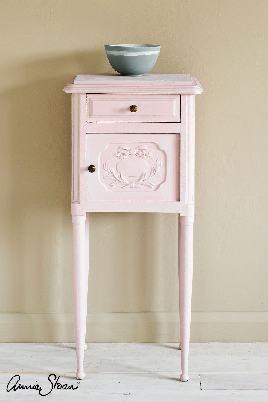 antoinette stolík kriedová farba Annie Sloan