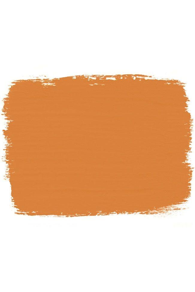 barcelona orange kriedová farba