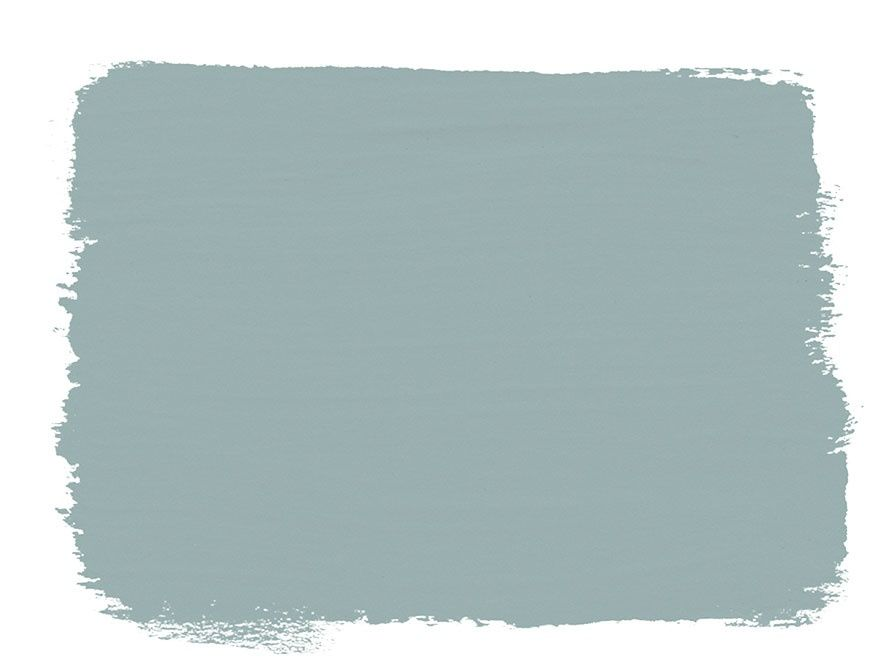 Vzorka kriedová farba svenska blue.