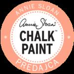 Predajca kriedových farieb Annie Sloan Verchiel kreativ.