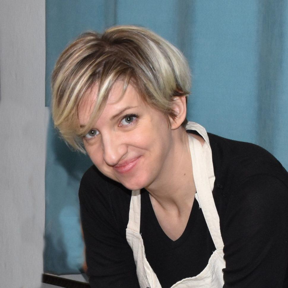 Tatiana Trizuliaková workshop