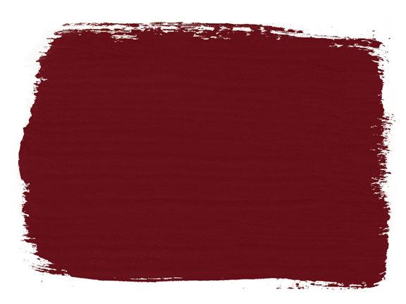 burgundy farba na nábytok vzorka