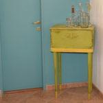 maľované kriedová farba Annie Sloan