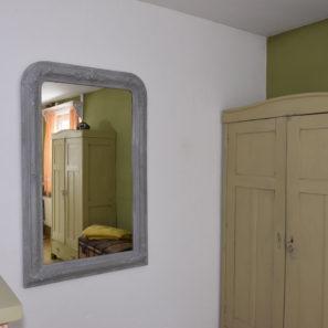 rám zrkadla renovácia