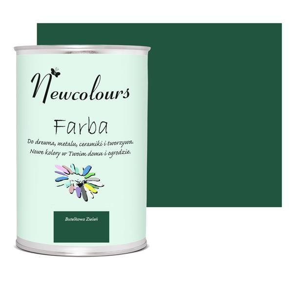 fľašová zelená Newcolours